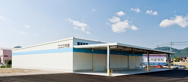 フコク物産株式会社九州物流センター倉庫新築工事